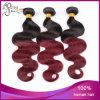 7A Virgin Ombre brasiliano Body Wave Human Hair Extensions