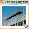 Échafaudage de construction de qualité, échafaudage mobile, tour d'échafaudage à vendre