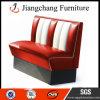 Cabine en cuir confortable de restaurant manufacturé (JC-BS56)