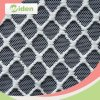 Ткань шнурка Georgette сетки цвета слоновой кости оптовой продажи ткани шнурка Nylon
