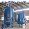 Filtro activo multi del carbón del filtro de arena del filtro de media para el tratamiento de aguas