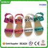 sandals Flat 2016년 (RW28694) 최상 새 모델 PVC 숙녀