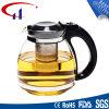 新しいデザイン、高くQuanlityおよび最もよい販売法のクリスタルグラスのティーポット(CHT8033)