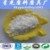 Alumina fundida branca do corindo branco de Ai2o3 99% para o abrasivo e o refratário