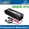 (2000W) доработанный инвертор волны синуса 2500va с ATS заряжателя батареи