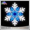 Weihnachtslicht der White&Blue Farben-Schneeflocke-Design/LED