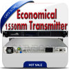 경제적인 1550nm Externally Modulated Fiber Optic Transmitter