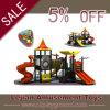 Traditional simples Style Slide para múltiplos jogadores Amusement Playground para Preschool (X1514-1)