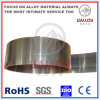 Buena calidad que calienta el resistor resistente de la aleación de Fecral del alambre plano