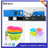 Well-Know Full Automatic Horizontal Injection Molding Machine für Plastic Fruit Dishes