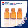 GroßhandelsPharmaceutical Amber Glass Bottle mit Black Screw Cap
