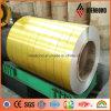 Farben-überzogenes Baumaterial-Aluminium-Blatt