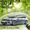 Coperchio di Sunclose che raffredda il coperchio automatico dell'automobile dell'ombrello dell'automobile