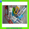 Hw801 140*38mm 승진 PVC 북마크 독서 돋보기 통치자 돋보기, 주문 로고