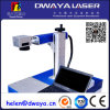Dwaya 60watt Mini Paper Wood y laser de Glass Marking Machine