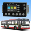 Système audio d'autocar de bus d'excursion de GPS (OEM)