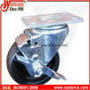 4 Inch Side Brake Swivel PP Caster