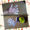 Universelle freie Farbe Wegwerfplastik-HDPE Handschuh