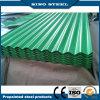 Hoja acanalada del material para techos de Ral9016 Z40 PPGI