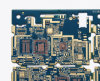 OSP+Immersion Gold/0.3oz Copper를 가진 4layers HDI PCB 1+2+1