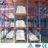 China fabricante Hot Sale Drive em Pallet Rack