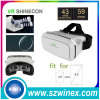 Vetri di realtà virtuale 3D del cartone di Vr Shinecon Google
