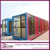 高品質によってカスタマイズされる修正された鉄骨構造の容器の家