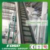 Projet clés en main d'usine de granulatoire pour la boulette 5tph de biomasse