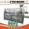 Máquina de rellenar del pequeño jugo automático con precio barato