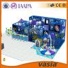 Das crianças azuis da série de Vasia equipamento 2015 interno do campo de jogos
