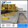Guindaste que sere o ímã de levantamento industrial para a placa de aço MW84-21035t/1