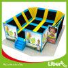 Liben a adapté le trempoline d'intérieur rectangulaire pour des adultes