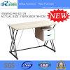 Einfacher ergonomischer Büro-Tisch mit kleinem Schrank (RX-D1176)