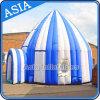 党のための膨脹可能なイグルーの玄関ひさしのドームのテント