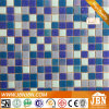 Baño de la planta Anti Slip color de la mezcla de cristal del mosaico (H420100)