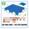 Поверхность Gird 1100*1100 9 промышленного стандарта футов паллета пластмассы
