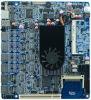 Atom a bordo D525 Firewall Motherboard 6 CF di ido Sataii dello SSD WiFi 3G di lan Ports Support DDR3 dell'Intel 82583V Gbe