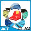 Asiento del estadio para los asientos plásticos del deporte del asiento público del gran escala