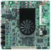 SSD 3G WiFi локальных сетей LAN 1000m Intel 82583V Itx 4 бортовой материнской платы брандмауэра атома D525 миниый