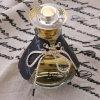 Olor encantador clásico de lujo modificado para requisitos particulares de la botella de perfume de la vendimia del diseñador