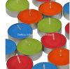 Velas clasificadas de Tealight de la citronela de las figuras de cera - 50 paquetes (SK8099)