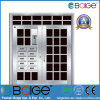 Puerta de entrada de acero segura (BG-SS9015)