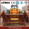 Chargeur de canne à sucre de Ltma chargeur de logarithme naturel de 12 tonnes