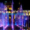 Externes Steuerbrunnen des LED-Brunnen-Licht-9W beleuchtet RGB-(bunte) externes Steuerbrunnen-Lichter