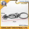Nuovo metallo Keychain (KKC-012) di figura dell'automobile del regalo di disegno