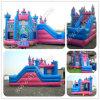 Principessa Csatle Inflatable Jumper Castle Bouner gonfiabile del PVC per il gioco dei capretti con lo scorrevole B2217