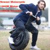 scooter électrique de mobilité de moto de la roue 1000W60V un