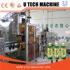 Máquina de etiquetado automática llena de la manga del encogimiento de la botella