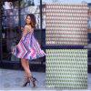 Nuovo Crochet del merletto del ricamo di arrivo per gli indumenti (6476)