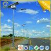 Altas luces de calle accionadas solares del brillo 80W para la carretera